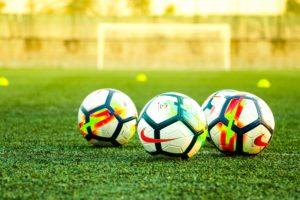 サッカーボールの種類