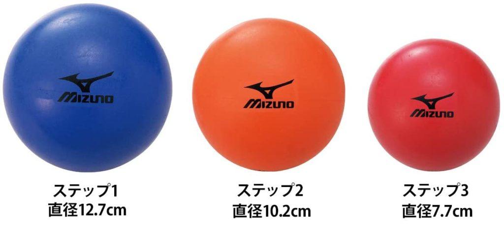 ミズノ リフティングボール