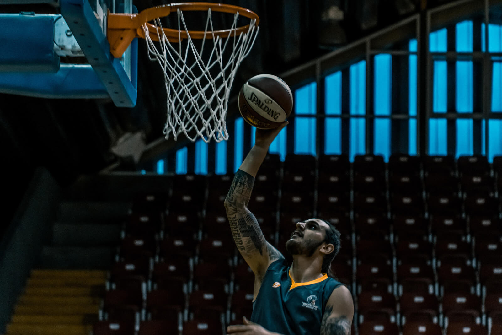 DAZNで見れるもの③:バスケットボール