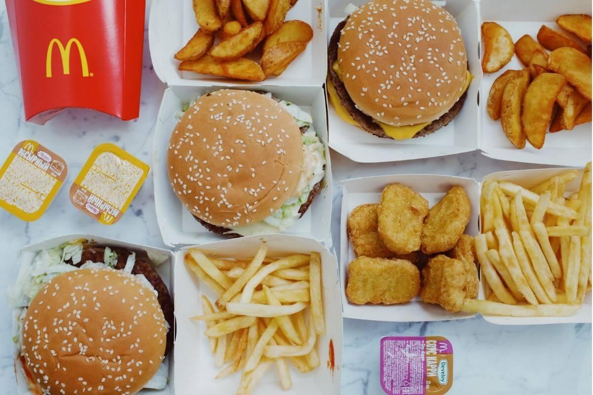 マクドナルドは太るのか